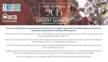 BEEF Australia 2015 Groovy Gumboot Competition